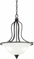 Vaxcel P0082 Darby New Bronze Hanging Light Fixture
