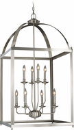 Vaxcel P0197 Juliet Satin Nickel Foyer Lighting
