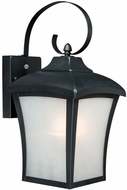 Vaxcel T0004 Boardwalk Traditional Oil Rubbed Bronze Finish 10 Wide Outdoor Lamp Sconce
