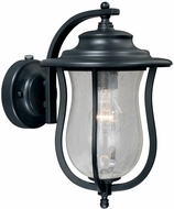 Vaxcel T0007 Corsica Traditional Oil Rubbed Bronze Finish 10.75 Wide Outdoor Wall Sconce Lighting