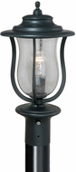 Vaxcel T0012 Corsica Traditional Oil Rubbed Bronze Finish 8.5 Wide Outdoor Post Light Fixture