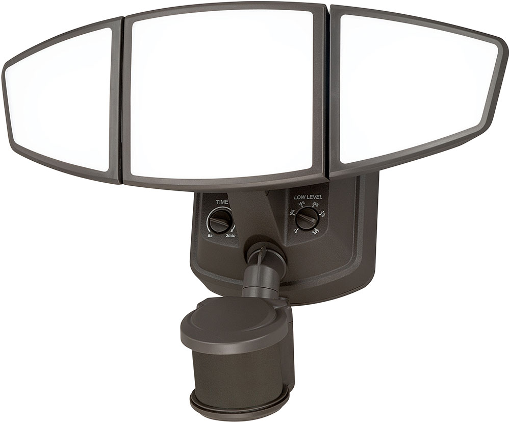 Vaxcel t0103 omega contemporary bronze led exterior home for Exterieur lighting