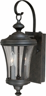 Vaxcel T0146 Hanover Traditional Brushed Iron Exterior Wall Sconce