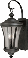 Vaxcel T0148 Hanover Traditional Brushed Iron Exterior Wall Lighting