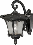 Vaxcel T0156 Castile Traditional Weathered Bronze Exterior Lighting Sconce