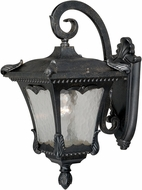 Vaxcel T0159 Castile Traditional Weathered Bronze Outdoor Lamp Sconce