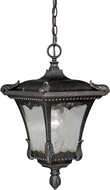 Vaxcel T0160 Castile Traditional Weathered Bronze Exterior Pendant Lighting