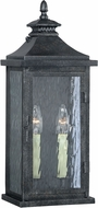 Vaxcel T0201 Cavanaugh Traditional Athenian Bronze Exterior Wall Sconce