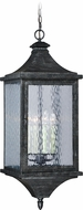 Vaxcel T0206 Cavanaugh Traditional Athenian Bronze Outdoor Pendant Lamp