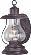 Vaxcel T0216 Dockside Weathered Patina Exterior Wall Lamp