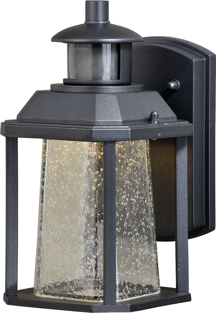 Vaxcel T0321 Freeport Dualux Modern Textured Black Led