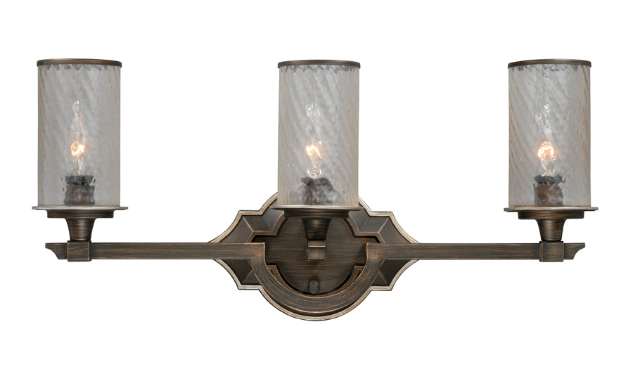 30 Original Bathroom Lighting Bronze Finish
