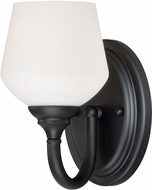 Vaxcel W0139 Grafton Oil Rubbed Bronze Wall Sconce Light