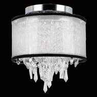 Worldwide W33125C8-WSO Tempest Polished Chrome Home Ceiling Lighting