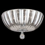 Worldwide W33141C14-CL Mansfield Polished Chrome Overhead Lighting
