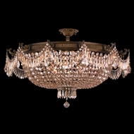 Worldwide W33354B36-GT Winchester Antique Bronze Finish 36  Wide Ceiling Light