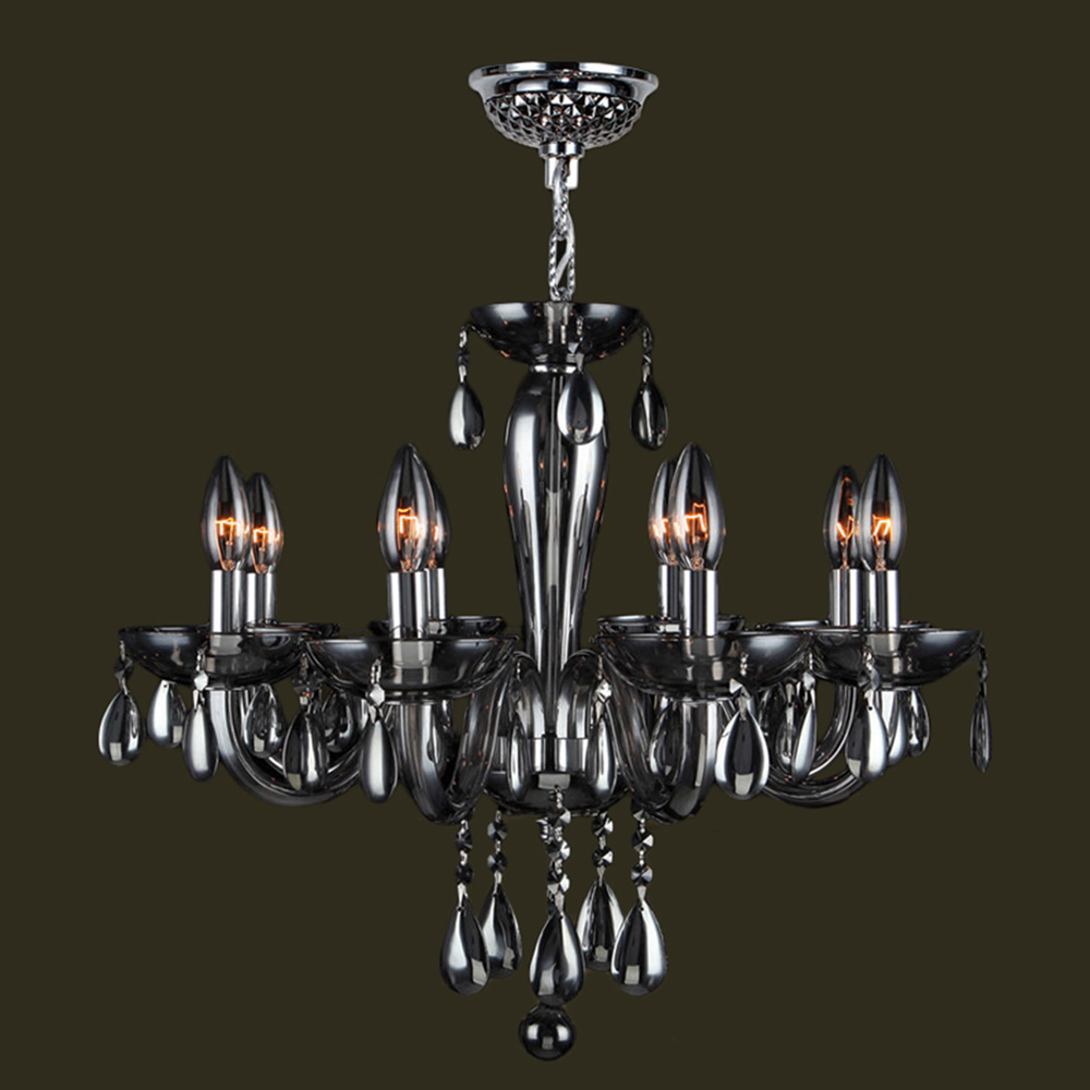 Worldwide w83129c22 sm gatsby polished chrome finish 19 tall mini worldwide w83129c22 sm gatsby polished chrome finish 19nbsp tall mini chandelier lamp loading zoom aloadofball Images