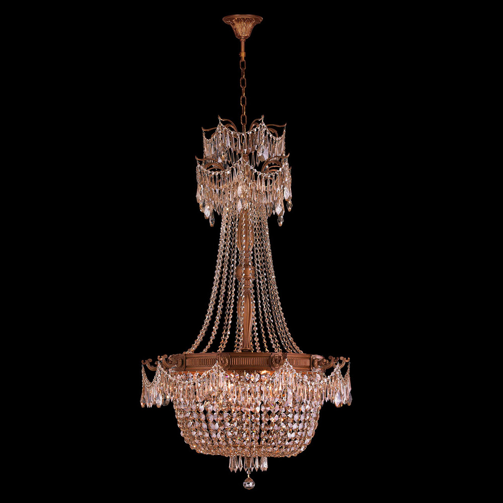 Worldwide w83355fg30 gt winchester crystal french gold finish 30 worldwide w83355fg30 gt winchester crystal french gold finish 30nbsp wide chandelier lamp loading zoom arubaitofo Gallery