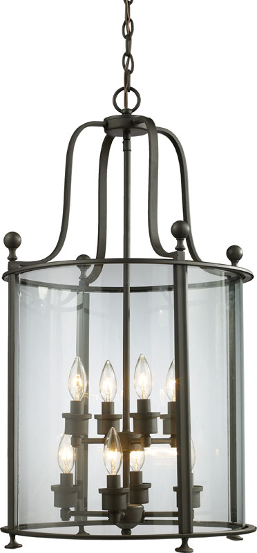 Tall Foyer Lighting : Z lite wyndham bronze quot tall entryway light