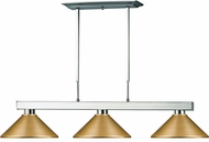 Z-Lite 152BN-MSG Cobalt Brushed Nickel Kitchen Island Light Fixture