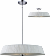 Z-Lite 162-24W-C Millennium Chrome 54  Tall Hanging Pendant Lighting / Ceiling Fixture