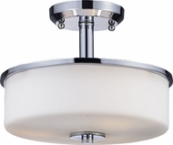 Z-Lite 163SF Ibis Chrome 11  Wide Home Ceiling Lighting