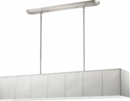 Z-Lite 173-48W-NC Casia Contemporary Brushed Nickel Kitchen Island Light Fixture