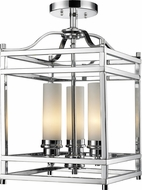 Z-Lite 180SF Altadore Chrome 17.125  Tall Home Ceiling Lighting