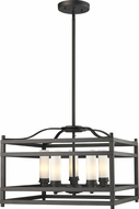 Z-Lite 181-5 Altadore Bronze 60.24  Tall Mini Chandelier Lamp
