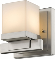 Z-Lite 1913-1S-BN-LED Cadiz Brushed Nickel LED Sconce Lighting