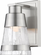Z-Lite 1923-1S-BN-LED Ethos Contemporary Brushed Nickel LED Wall Sconce