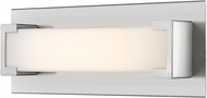Z-Lite 1926-1S-BN-LED Elara Contemporary Brushed Nickel LED 13  Bath Lighting