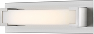 Z-Lite 1926-20V-BN-LED Elara Contemporary Brushed Nickel LED 22  Bathroom Lighting Fixture