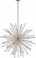 Z-Lite 4002-12 Soleia Chrome 47  Chandelier Lighting