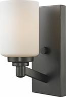 Z-Lite 411-1S Montego Coppery Bronze 4.5  Wide Wall Lighting