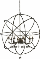 Z-Lite 416-36 Acadia Golden Bronze 36  Wide Pendant Light