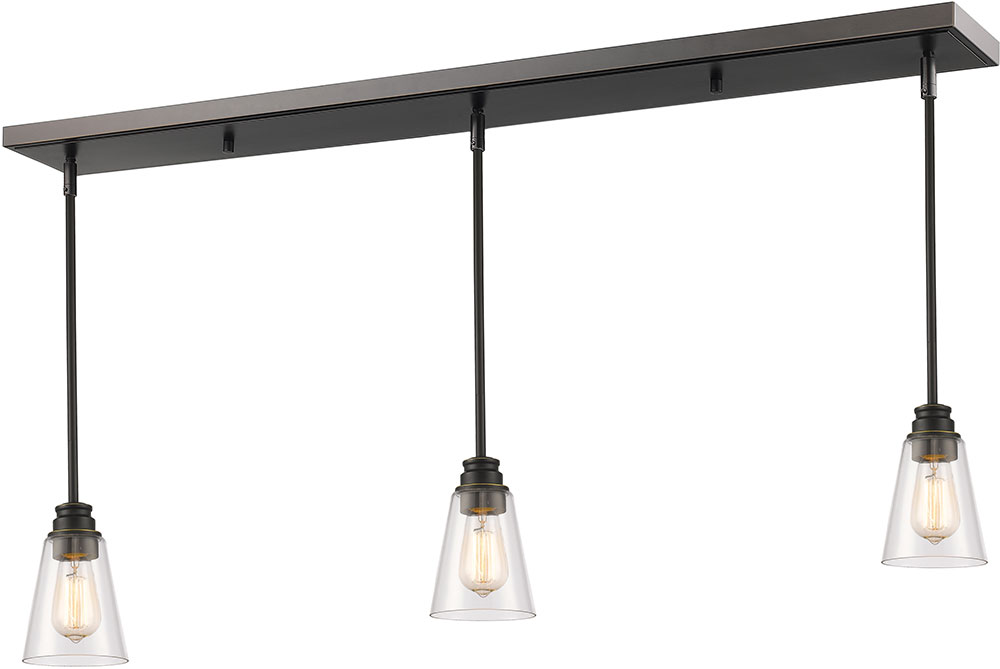 bulb with chain black sockets metal tubular double multi products large pendant light industrial