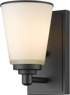 Z-Lite 432-1S-BRZ Jarra Bronze Wall Light Fixture