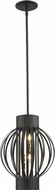 Z-Lite 436-12BRZ Moundou Contemporary Bronze 12  Drop Ceiling Lighting
