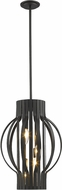 Z-Lite 436-16BRZ Moundou Modern Bronze 16  Ceiling Light Pendant