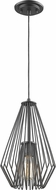 Z-Lite 442MP-MB Quintus Modern Matte Black Mini Drop Lighting