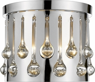 Z-Lite 453RF13CH Oberon Chrome Home Ceiling Lighting