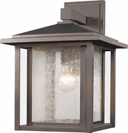 Z-Lite 554B-ORB Aspen Oil Rubbed Bronze Exterior Wall Lighting Sconce