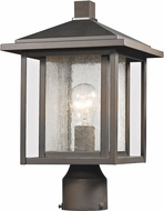Z-Lite 554PHM-ORB Aspen Oil Rubbed Bronze Outdoor Post Lighting
