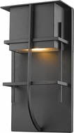 Z-Lite 558M-BK-LED Stillwater Modern Black LED Outdoor Sconce Lighting