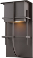 Z-Lite 558M-DBZ-LED Stillwater Contemporary Deep Bronze LED Exterior Light Sconce