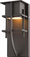 Z-Lite 558S-DBZ-LED Stillwater Modern Deep Bronze LED Outdoor Wall Sconce Lighting