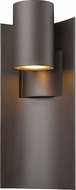Z-Lite 559B-DBZ-LED Amador Contemporary Deep Bronze LED Exterior Wall Lighting Sconce