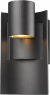 Z-Lite 559S-BK-LED Amador Modern Black LED Outdoor Wall Light Sconce