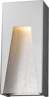 Z-Lite 561M-SL-SL-SDY-LED Millenial Contemporary Silver LED Exterior Wall Light Sconce